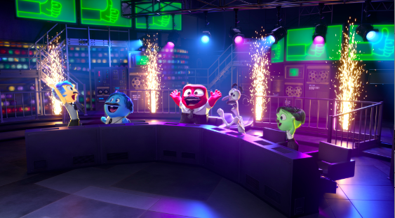 Inside Out Short Riley's First Date Included In Home Video Release