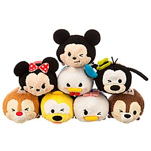 Expressions Tsum Tsums Out Now