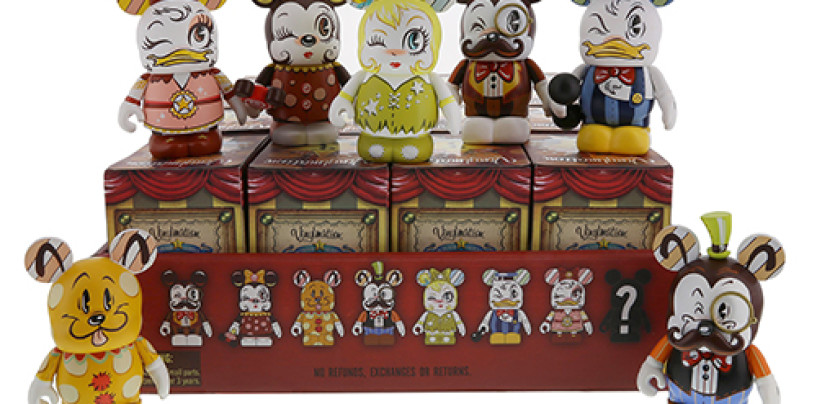 Details On Miss Mindy's Designer Collection Series 1 Vinylmations