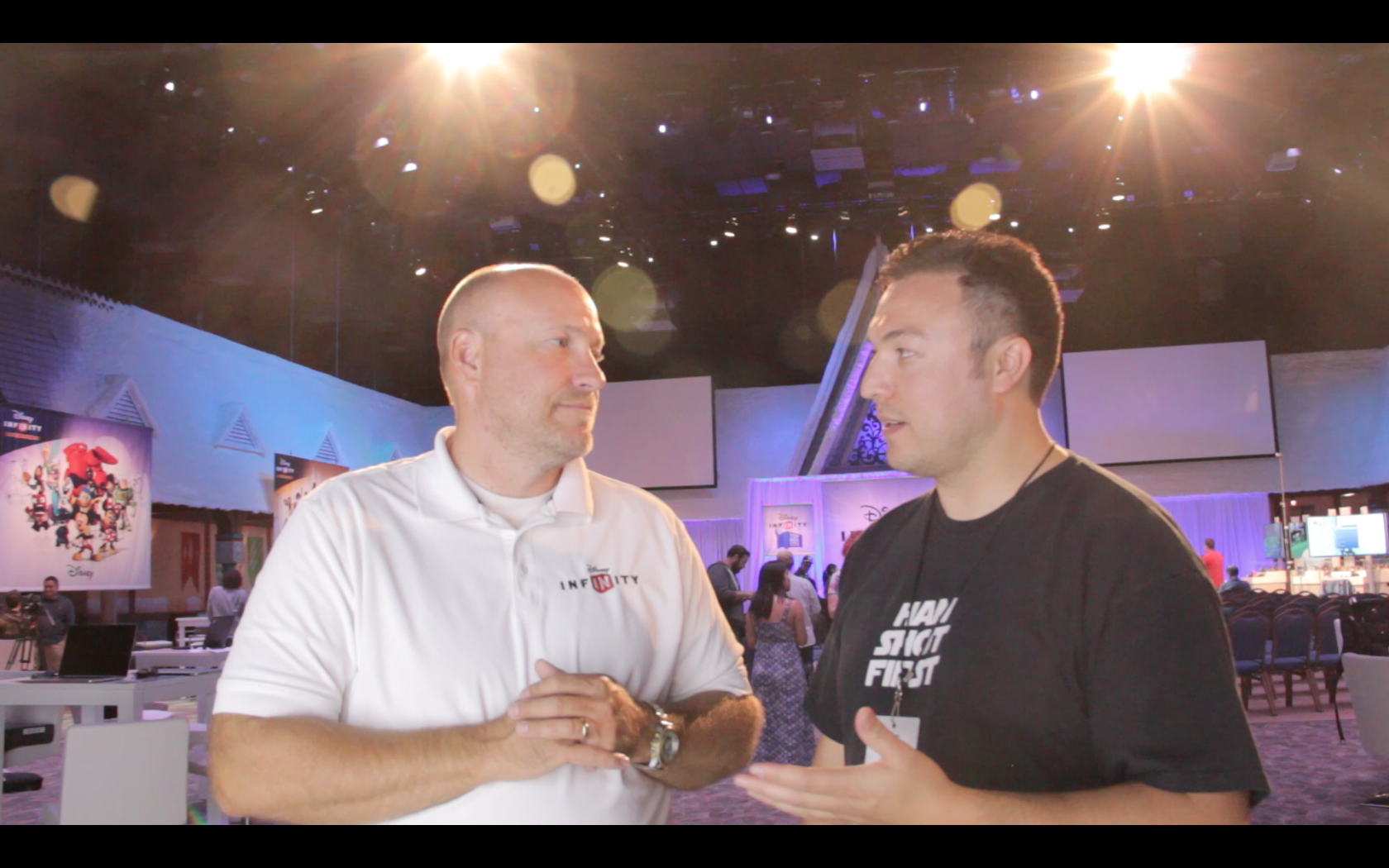 Disney Infinity 3.0 Interview with Bob Lowe at the Toy Box Summit