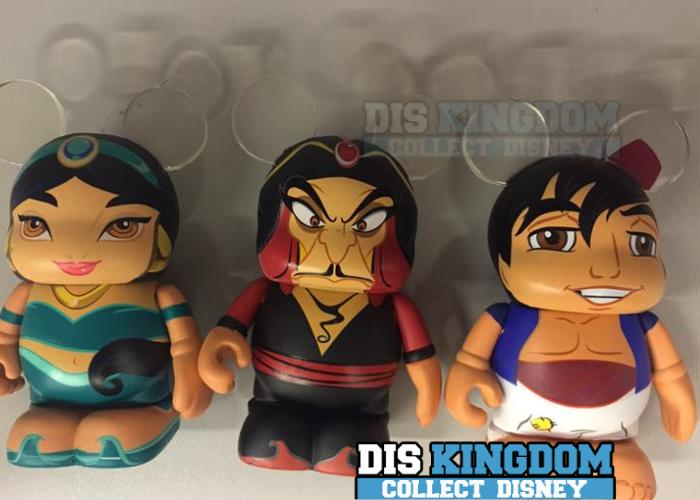 First Look At Aladdin Vinylmation Blind Box Series