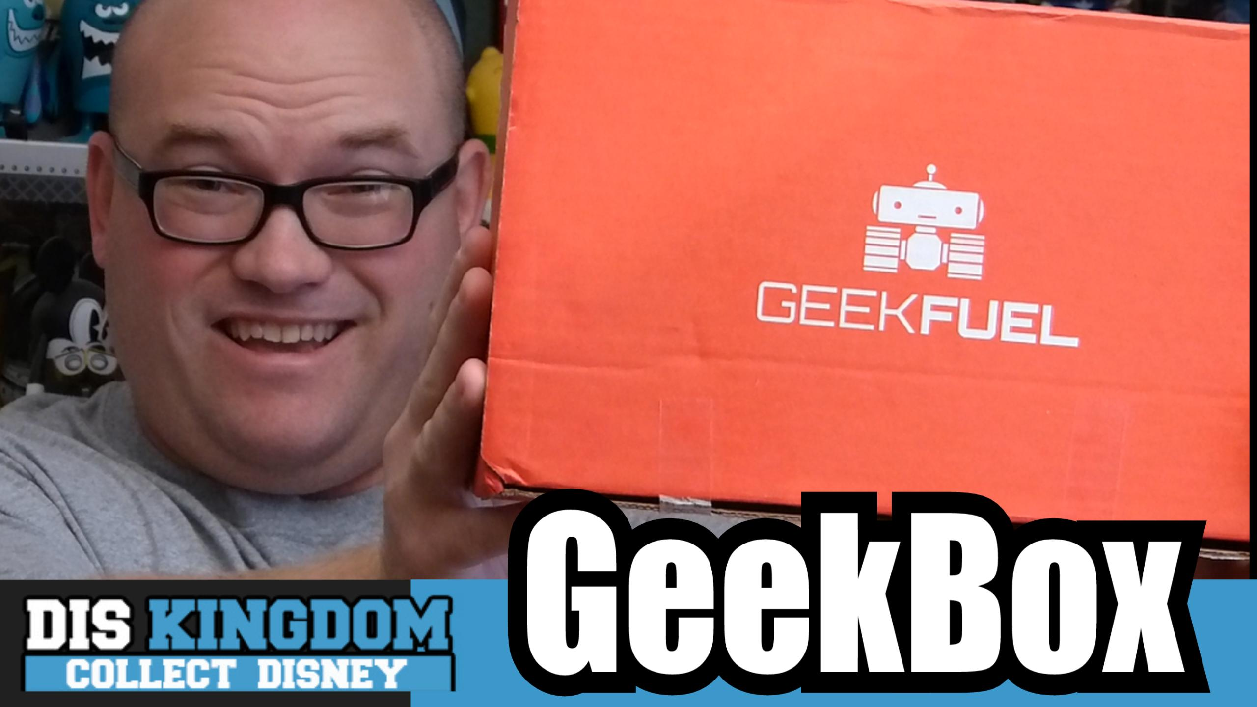 GeekFuel July Review