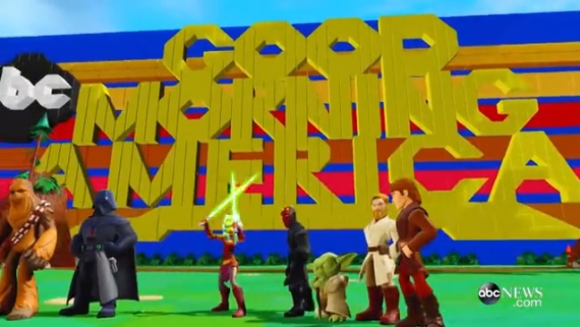 Event Recap: Disney Infinity & GMA Takeover Times Square