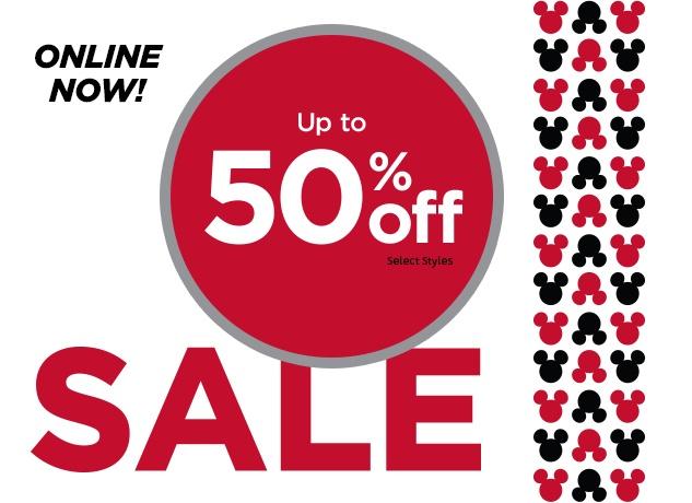 Disneystore.com Launch Online Sale