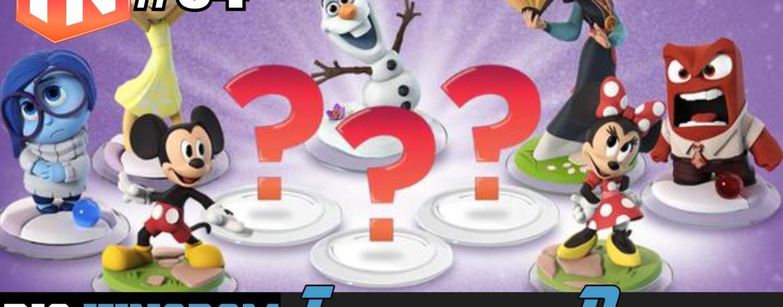 New Disney Infinity Characters 3.0 Disney Infinity 3.0 Beyond
