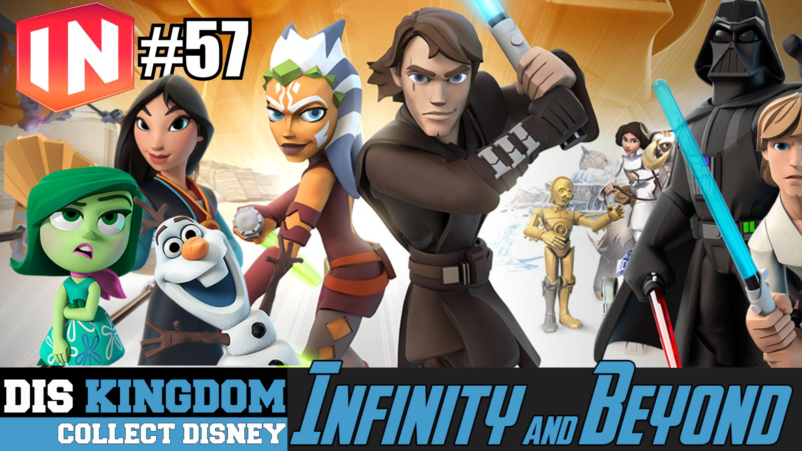 Disney Infinity 3.0 & Beyond #57 – Launch Special