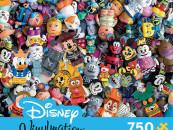 Details On A Disney Vinylmation 750 Piece Jigsaw Puzzle