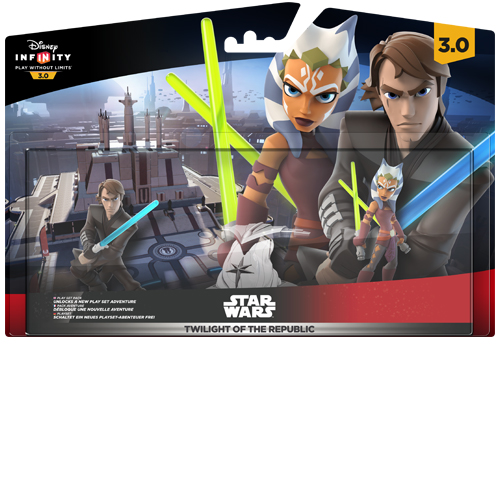 Disney Infinity 3.0 Twilight Of The Republic Trailer