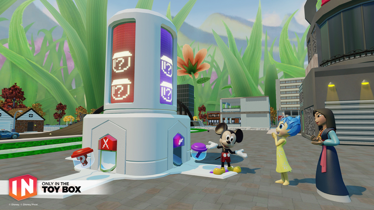 First Disney Infinity 3.0 Toy Box Challenge Announced