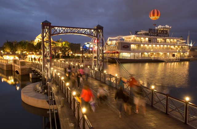 Downtown Disney Becomes Disney Springs