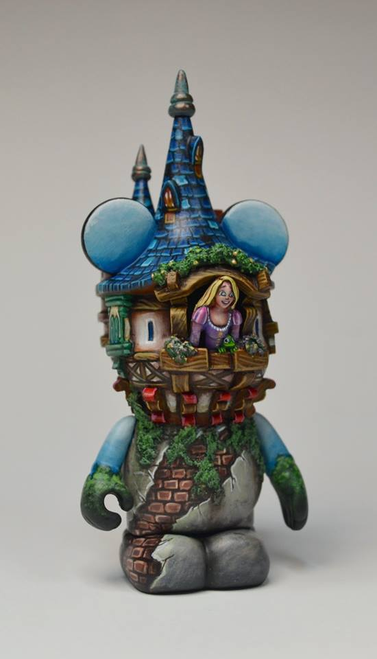 Custom Corner: Tangled Tower