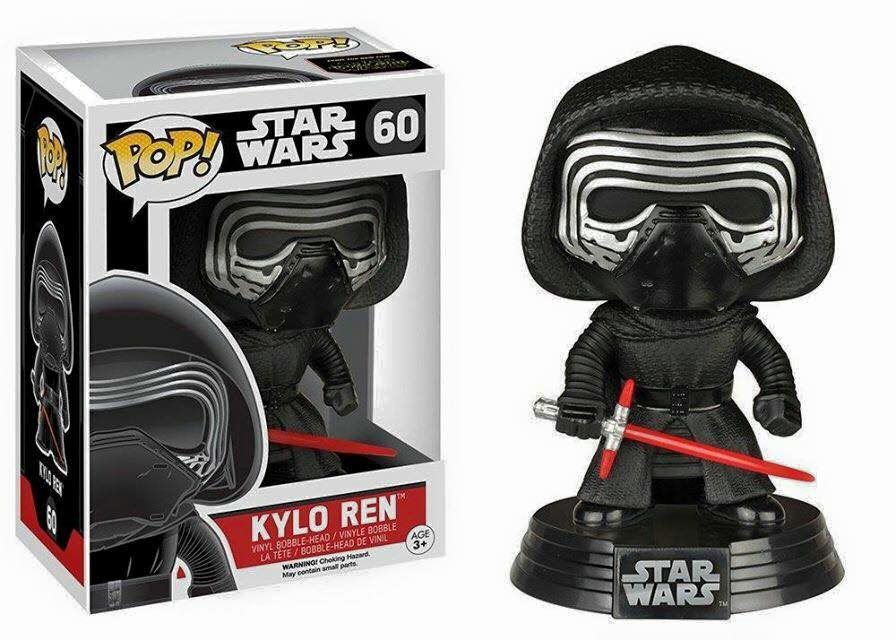 Details On Star Wars: The Force Awakens Pop Vinyls