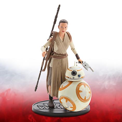 Details On Star Wars: The Force Awakens Elite Die Cast Figures