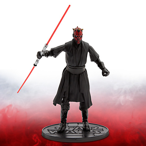 Darth Maul Elite Series Die Cast Action Figure Out Now ...