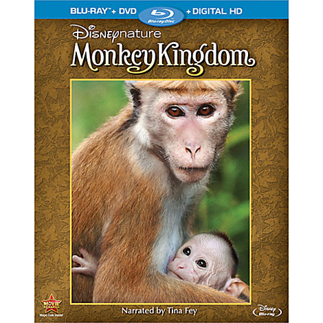 Monkey Kingdom Out Now On Home Video