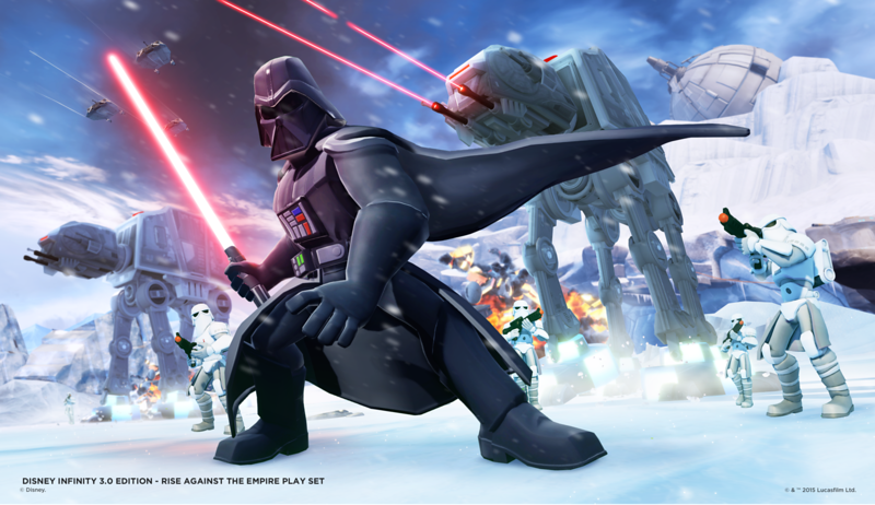 "Disney Infinity 3.0 Edition Gets New ""Rise Against The Empire"" Playset Today"