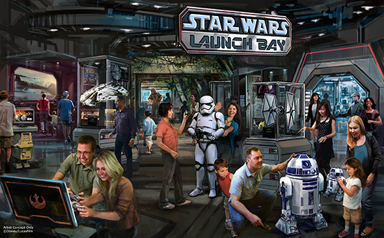Details On Disneyland Attractions Closing To Make Room For Star Wars Land