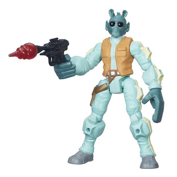 Figurine Star Wars Hero Mashers : Dark Vador Sans marque  Magasin de Jouets