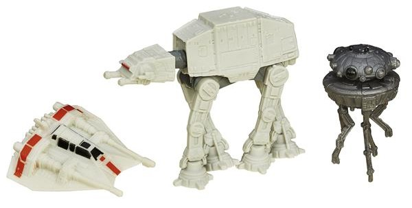 Force Friday- Hasbro Star Wars Micro Machines Product Details
