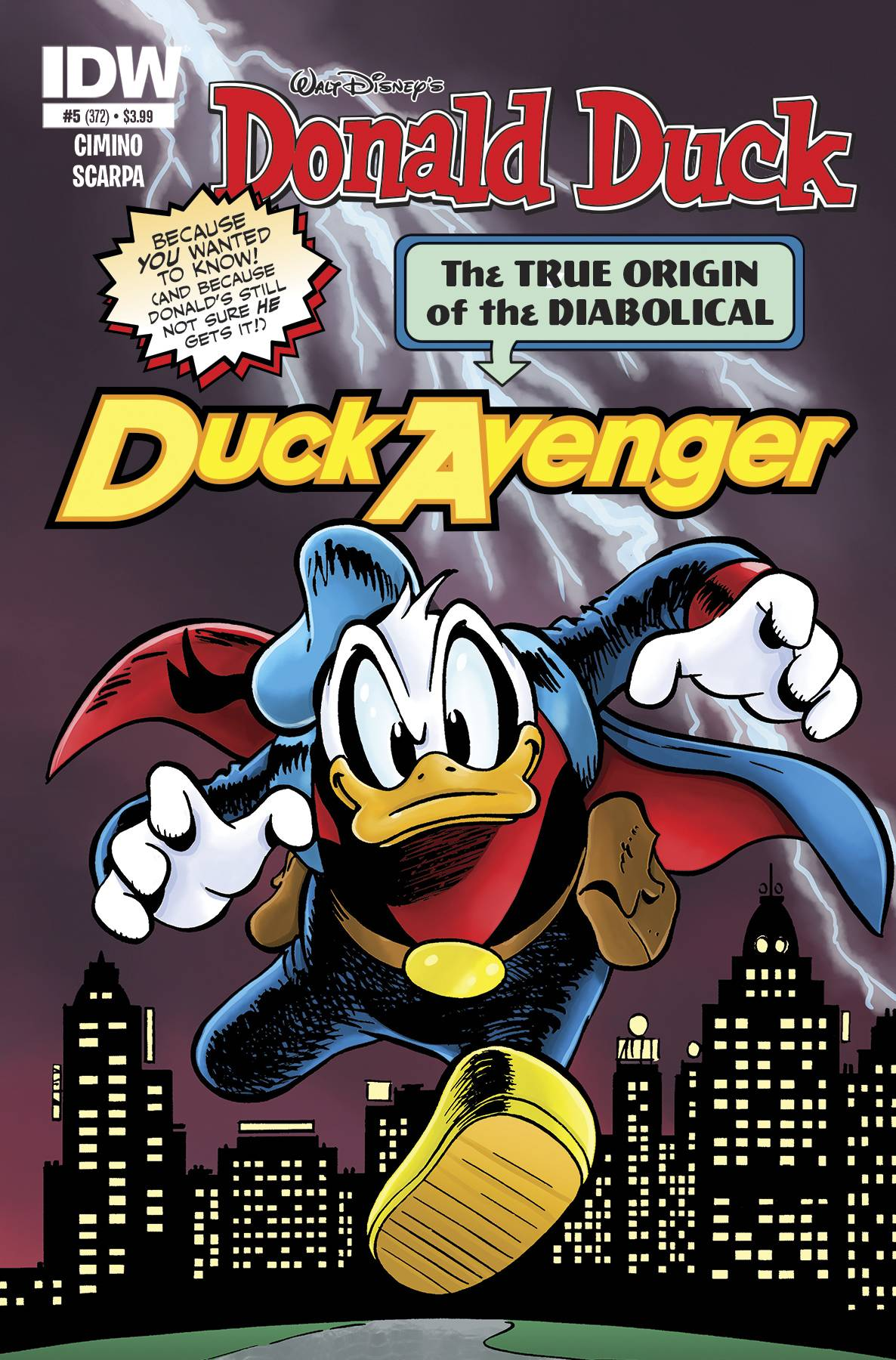 Donald Duck #5 Comic Book Review