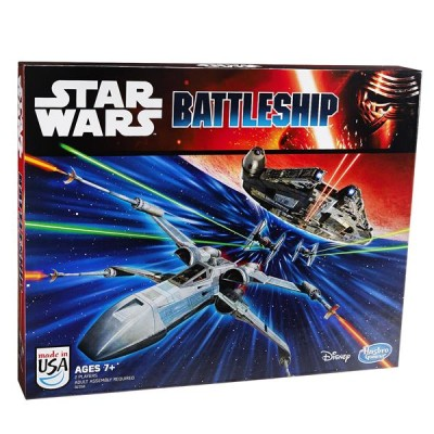 Star Wars Battleship Package