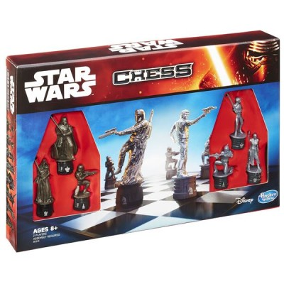 Star Wars Chess Package