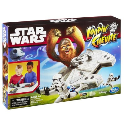 Star Wars Loopin Chewie Package