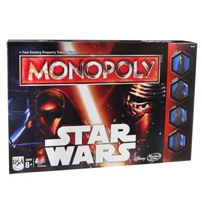Star Wars Monopoly Package
