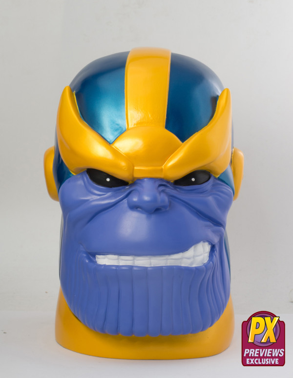Make Mad Titan Money with a Thanos Head Bank