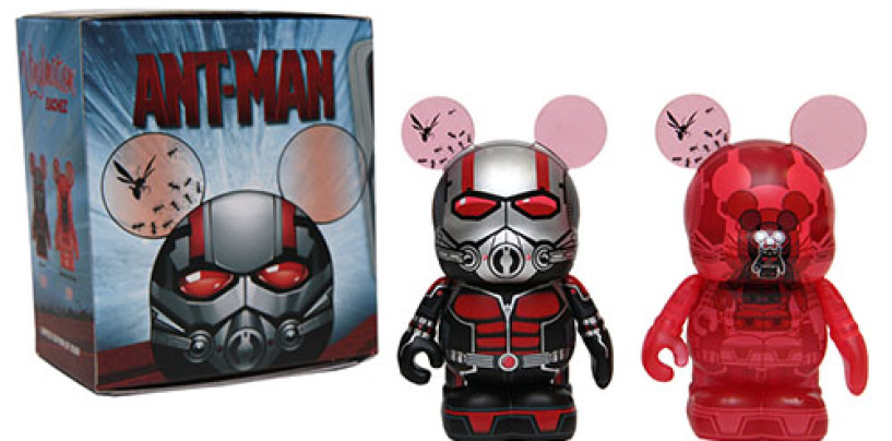 Ant-Man Vinylmation Eachez Released Today