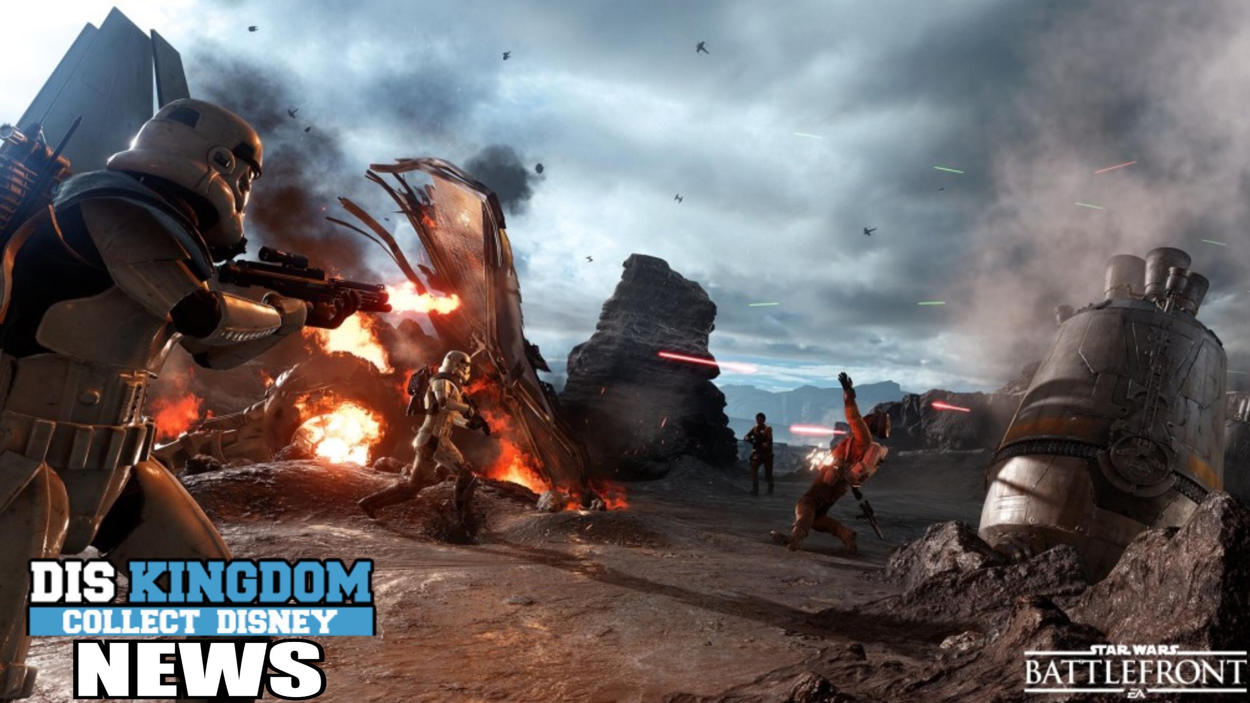 Star Wars Battlefront Beta Coming Soon