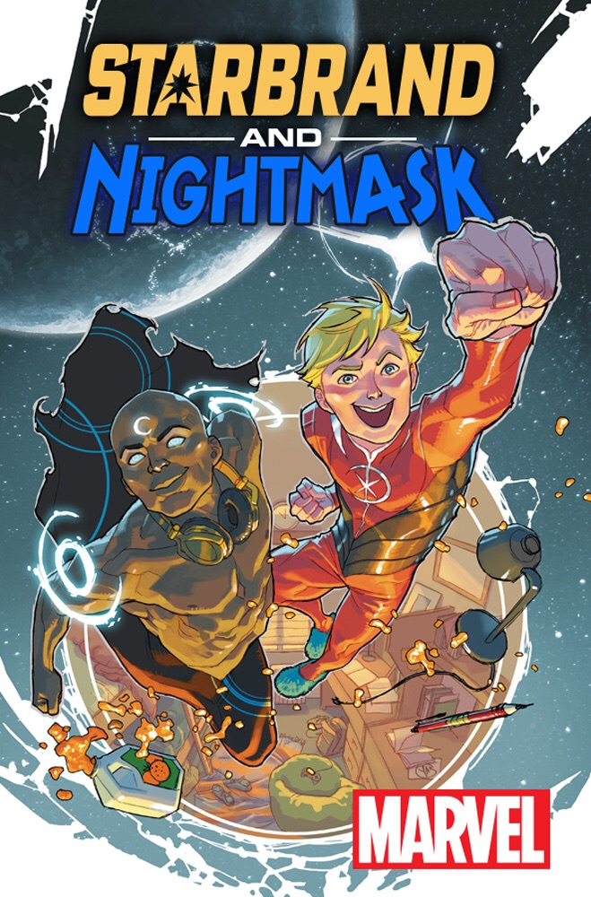 Starbrand & Nightmask #1 Coming This December