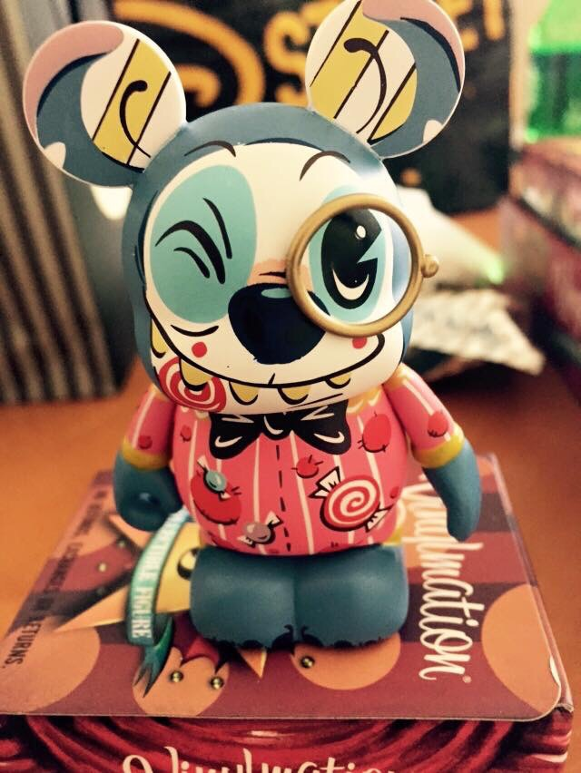 And The Designer Series 1 Miss Mindy Vinylmation Chaser