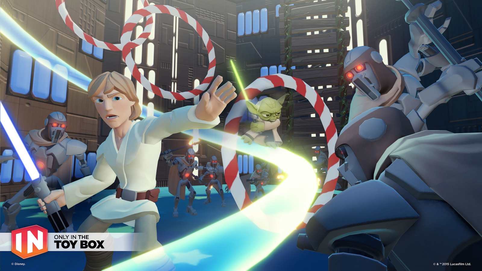 First Details On The Disney Infinity 3.0 Android Version