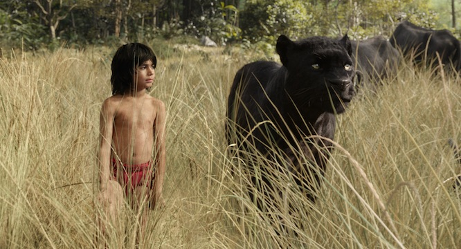 First Look At The Jungle Book