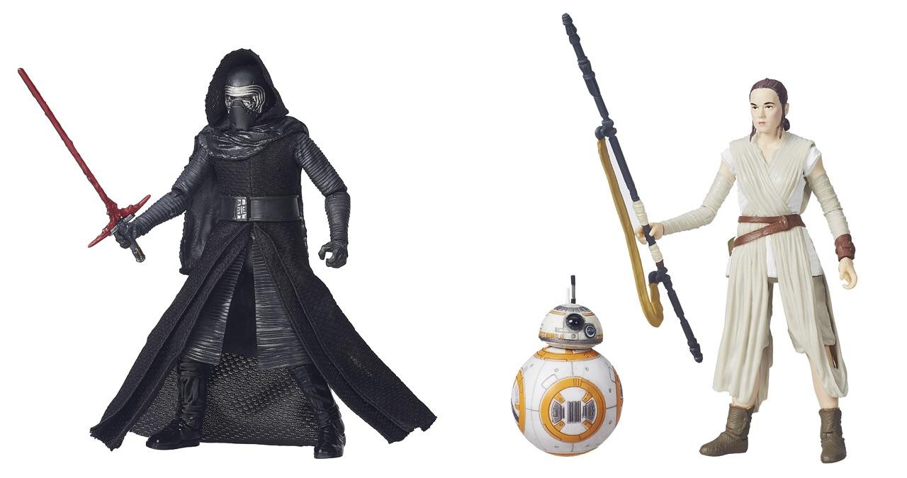 details on star wars the force awakens black series action figures disney. Black Bedroom Furniture Sets. Home Design Ideas