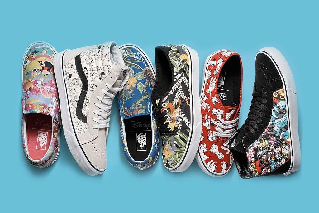 New Disney Vans Collection Coming Soon | DisKingdom.com