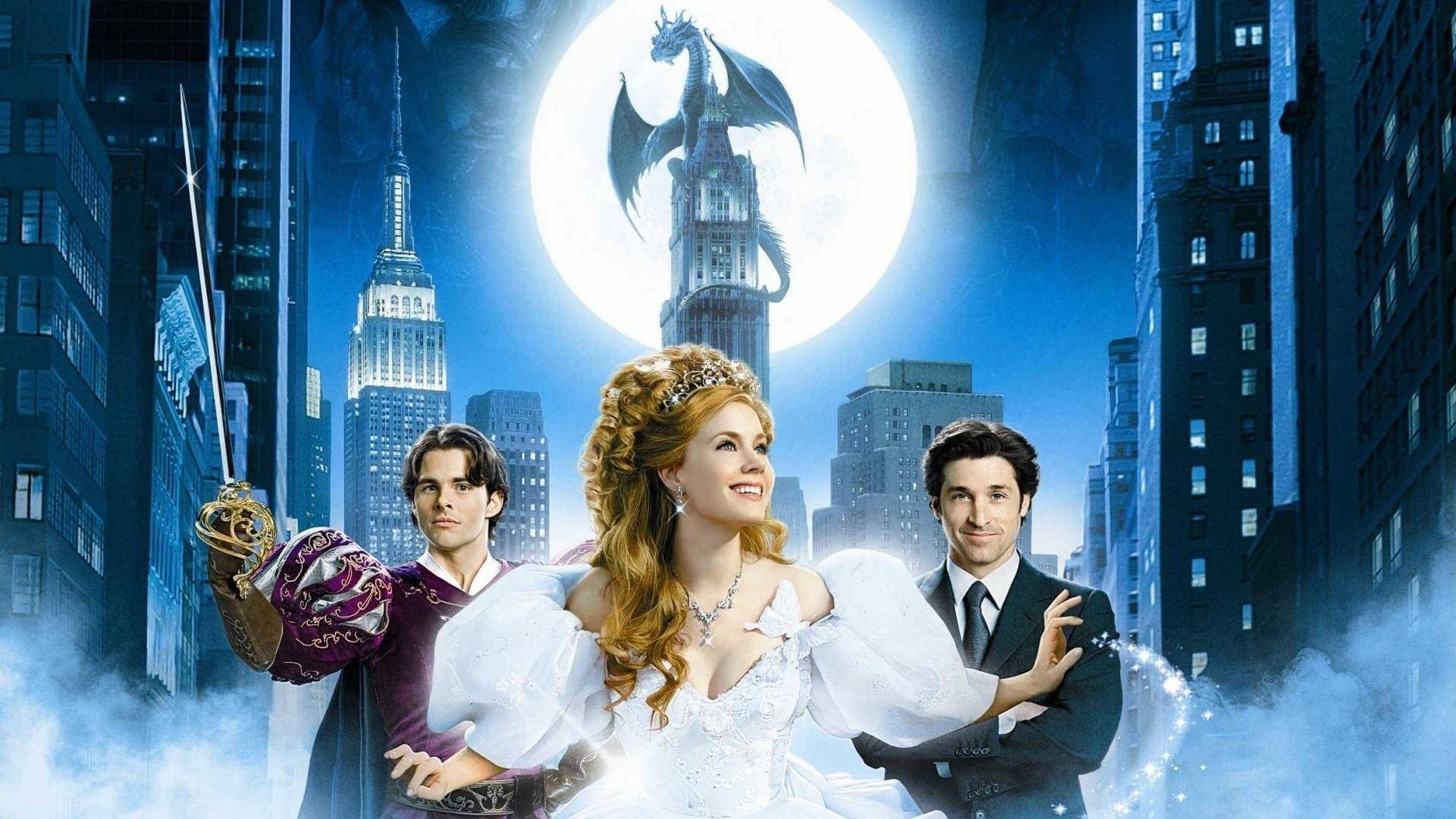 Enchanted Sequel In The Works