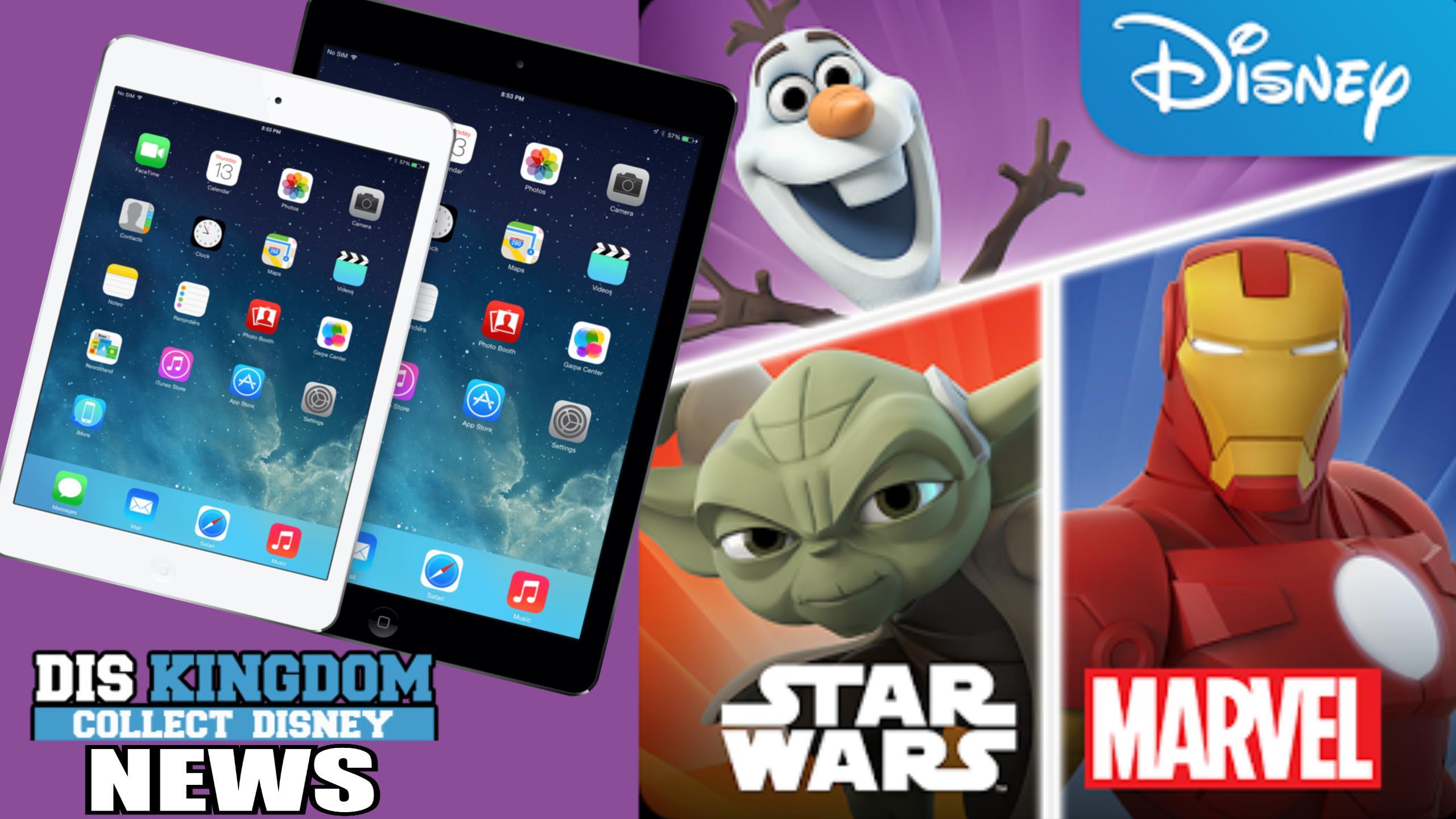 Disney Infinity 3.0 Comes To Mobile