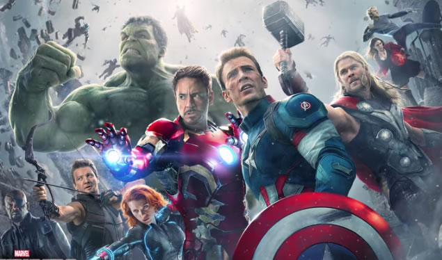 Avengers: Age Of Ultron Available Now On Digital Platforms