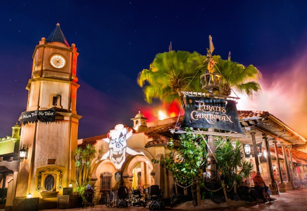 Pirates Of The Caribbean Reopens In The Magic Kingdom