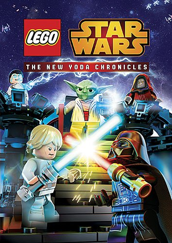 LEGO Star Wars: The New Yoda Chronicles Out Now On DVD
