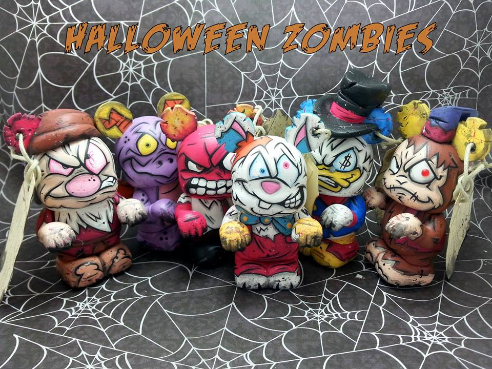 Custom Corner: Zombified Disney
