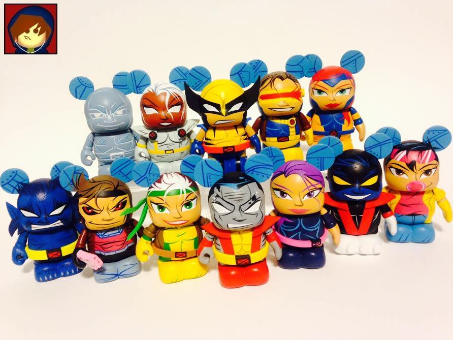 Custom Corner: X-Men '92