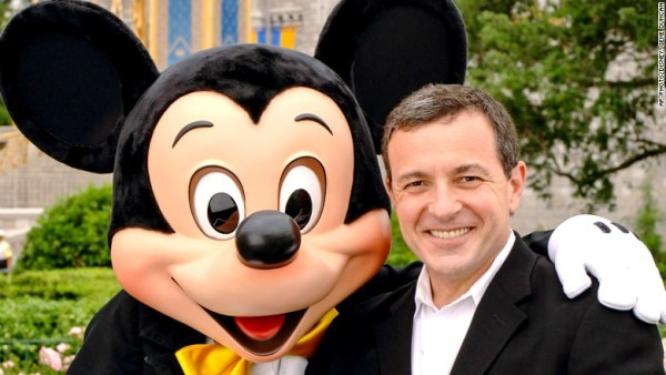 Bob Iger to be Inducted into Toy Industry Hall of Fame!