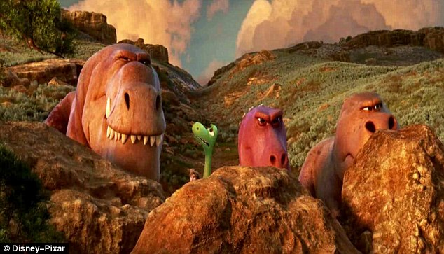 The Good Dinosaur Reacts to the Halloween Asteroid