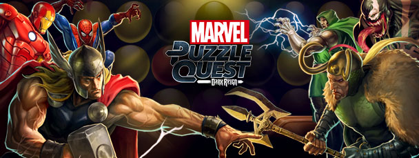 Marvel Puzzle Quest: Dark Reign Now Available