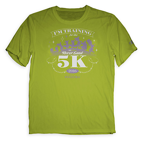 New Tinker Bell RunDisney Limited Release T-Shirts Released