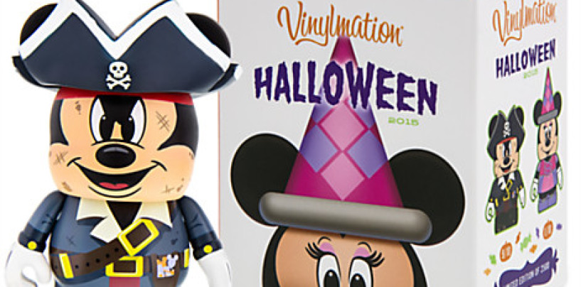 Halloween Eachez & Miss Mindy Designer Series Vinylmation Released Online