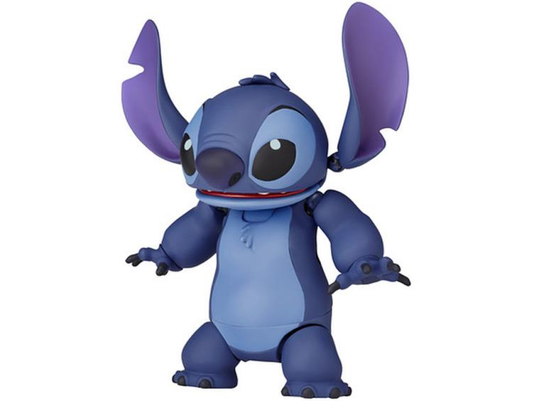 Stitch Experiment 626 Revo Revoltech Figure Coming Soon